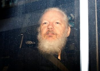 Julian Assange. EFE