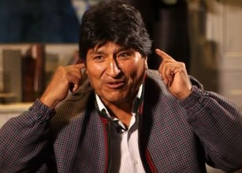 Expresidente de Bolivia. Evo Morales. Foto captura video BBC Mundo.