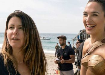 Patty Jenkins, directora de Wonder Woman.