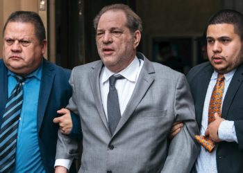 Harvey Weinstein. Foto agencias.
