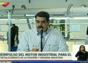 Nicolás Maduro. 33Ene2020. Foto captura de video.