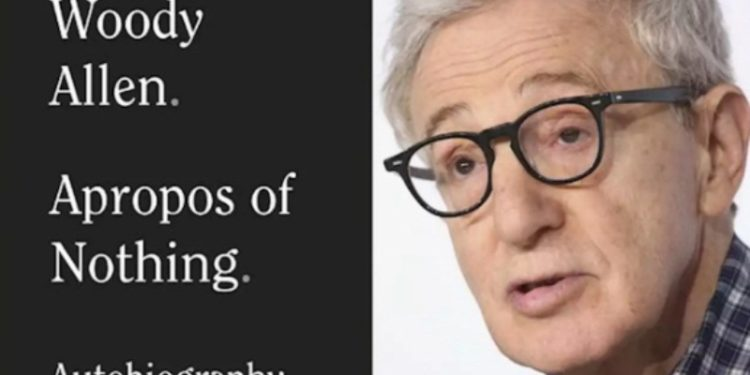 'Apropos of Nothing' Woody Allen