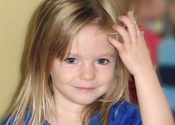 This is an undated image provided by The English Premier League soccer team Everton, of Madeleine McCann in an Everton soccer team shirt.  Police in the Dutch city of Eindhoven have arrested a man suspected of attempting to defraud the parents of missing British girl Madeleine McCann, national prosecutors said Friday, July 6, 2007. The 39-year-old man, whose name was not released, allegedly pretended to know that Madeleine had been kidnapped and to know the whereabouts of her and her abductors. He demanded a payment of euro2 million (US$2.7 million) in return for the information, a prosecution statement said. After his arrest Wednesday, the man confessed to making the whole story up, and there is no evidence he was involved in her abduction or has any actual information about her whereabouts, prosecutors said. The four-year-old girl has been missing since early May, when she disappeared while on vacation in Portugal with her parents.  (AP Photo/Everton FC/ho)  **  EDITORIAL USE ONLY  NO SALES  NO ARCHIVE    **