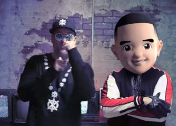 'Con Calma' de Daddy Yankee & 'Snow'. Foto captura de video.