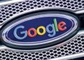 Ford y Google. Foto referencial.
