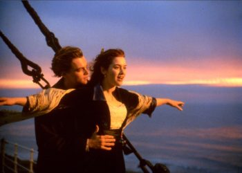 """Kate Winslet and Leonardo DiCaprio co-starred in the 1997 Academy Award®-winning film """"Titanic,"""" which told a fictional romantic story set on the ill-fated inaugural voyage of the ship.  Winslet received a Best Actress Oscar® nomination for her performance as Rose DeWitt Bukater, the love interest of Leonardo DiCaprio's character Jack Dawson.  """"Titanic"""" will screen at the Academy of Motion Picture Arts and Sciences in Beverly Hills on Monday, November 3, 2003, as part of the 75th anniversary screening series """"Facets of the Diamond: 75 Years of Best Picture Winners."""""""