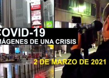 Coronavirus. 2 marzo 2021. Foto captura de video EFE.