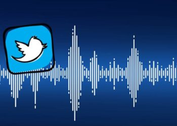Twitter. Audio. Foto referencial.